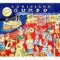putumayo presents louisiana gumbo - various artists CD 2000 12 tracks used mint