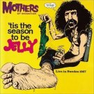 frank zappa and mothers of invention - 'tis the season to be jelly CD 1991 rhino castle UK used mint