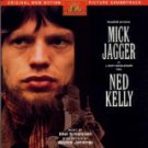 ned kelly - soundtrack by waylon jennings and mick jagger CD 1997 rykodisc MGM 16 tracks used mint