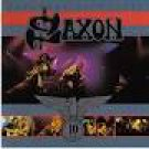 saxon - greatest hits live! CD 1990 essential castle UK 16 tracks used mint