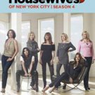 real housewives of new york city season 4 DVD 5-discs 2011 bravo used mint