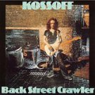 paul kossoff - back street crawler CD 1973 island 5 tracks used mint