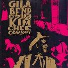 gila bend - kim chee cowboy CD 1993 still sane 11 tracks used mint