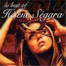 helene segara - le best of helene segara CD 2004 warner france 18 tracks used mint