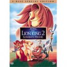 lion king 2 simba's pride DVD 2-disc special edition 2004 disney used mint
