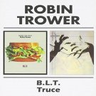 robin trower - B.L.T. /  truce CD 1998 BGO 19 tracks used mint