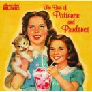 patience and prudence - best of CD 2004 EMI collectors' choice 24 tracks used mint