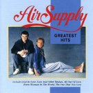 air supply - greatest hits CD 1992 EMI sony australia 14 tracks used mint