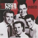 four aces - greatest hits CD 1993 MCA 18 tracks used mint