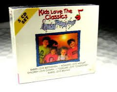 kids love the classics CD 5-disc set 2000 marshmallow group used