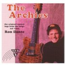 the archies - ron dante CD 1999 RKO 12 tracks used mint