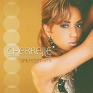 cherrelle - greatest hits CD 2005 virgin 13 tracks used mint