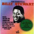 billy stewart - essential billy stewart CD black tulip 29 tracks used mint