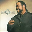 barry white - the icon is love CD 1994 A&M 10 tracks used mint