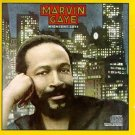 marvin gaye - midnight love CD 1982 CBS columbia 8 tracks used mint