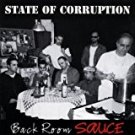 state of corruption - back room sauce CD 1998 swingin' t-bag 11 tracks used mint