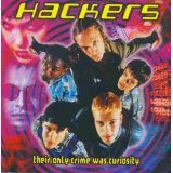 hackers - original motion picture soundtrack CD 1996 ear 14 tracks used mint