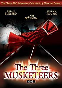 three musketeers - brian blessed + gary watson + jeremy young DVD 2-discs 2006 koch