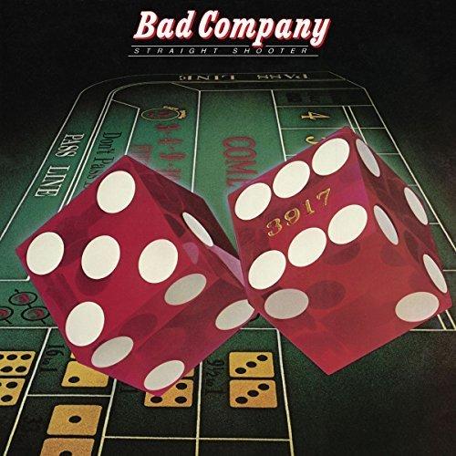 bad company - straight shooter CD 1974 swan song 8 tracks used mint