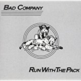 bad company - run with the pack CD 1976 atlantic swan song japan 10 tracks used mint