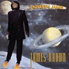 james brown - universal james CD 1991 scotti bros 10 tracks used mint