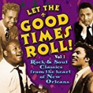 let the good times roll! vol. 1 - various artists CD 2004 liberty big direct 20 tracks used mint