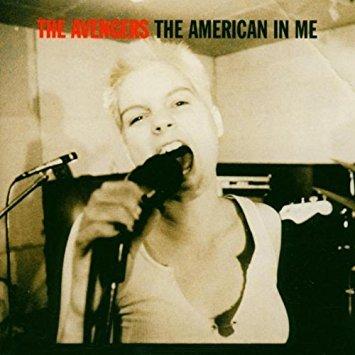 avengers - american in me CD 1979 DBK works 12 tracks used