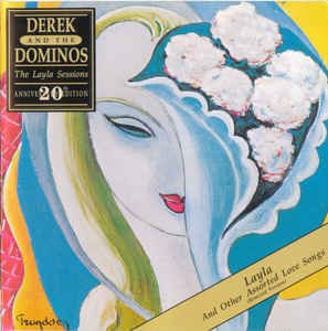 derek and the dominos - layla and other assorted love songs CD 1990 polygram 14 tracks used mint