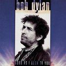 bob dylan - good as i been to you CD 1992 sony 13 tracks used mint