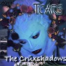 cruxshadows - tears CD 2001 dancing ferret discs 7 tracks used mint