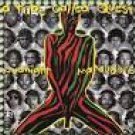 a tribe called quest - midnight marauders CD 1993 amoeba jive green frame cover 14 tracks used mint