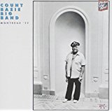 count basie big band - montreux '77 CD 1989 fantasy 12 tracks used mint