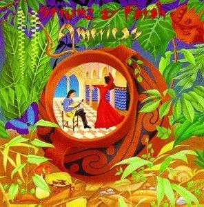 strunz & farah - americas CD 1992 mesa 10 tracks used mint