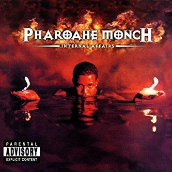 pharoahe monch - internal affairs CD 1999 rawkus priority 15 tracks used mint