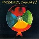 suddenly, tammy! CD 1993 spin art 13 tracks used mint