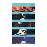 tears for fears - going to california VHS 1990 polygram 16 tracks 86 minutes used