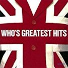 the who - who's greatest hits CD 1983 MCA BMG Direct 13 tracks used mint