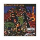 organized konfusion - stress the extinction agenda CD 1994 hollywood 13 tracks used mint