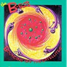 b-52's - bouncing off the satellites CD 1986 warner 10 tracks used mint