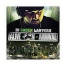 dj green lantern - alive on arrival CD 2006 invasion group 34 tracks used mint