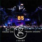 garth brooks - double live #10 limited commemorative package HDCD 2-discs 1998 2005 pearl