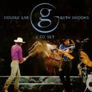 garth broks - double live #4 limited commemorative package HDCD 2-discs 1998 pearl used mint