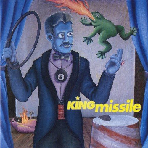 king missile - king missile CD 1994 atlantic 17 tracks used mint