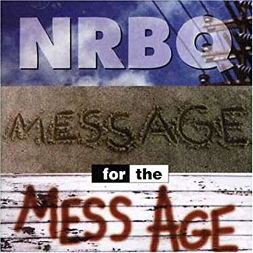 NRBQ - mess age CD 1994 rhino 13 tracks used mint
