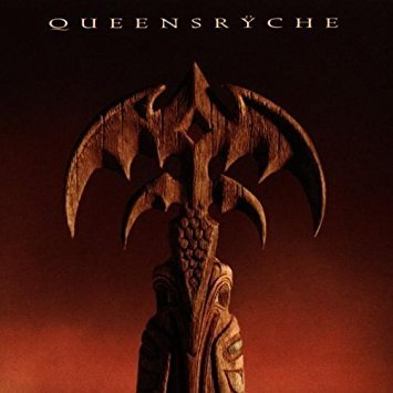 queensryche - promised land CD 1994 EMI 11 tracks used mint