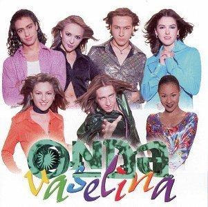 onda vaselina - entrega total CD 1997 sony 14 tracks used mint