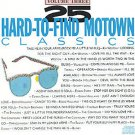 25 hard-to-find motown classics volume three - various artists CD 1986 used mint