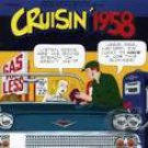 cruisin' 1958 with jack carney CD mono 1987 design records 30 tracks used mint