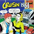"cruisin' 1961 with arnie ""woo woo"" ginsburg CD mono 1987 design records 29 tracks used mint"