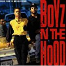 boyz n the hood - music from the motion picture CD 1991 qwest 14 tracks used mint